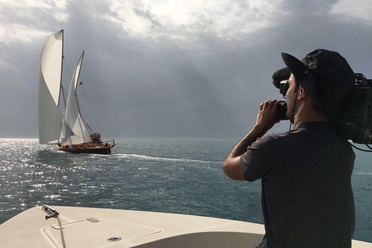 Camera Sailing