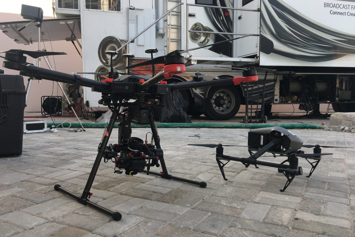 Drone Sheik Zayed Festival