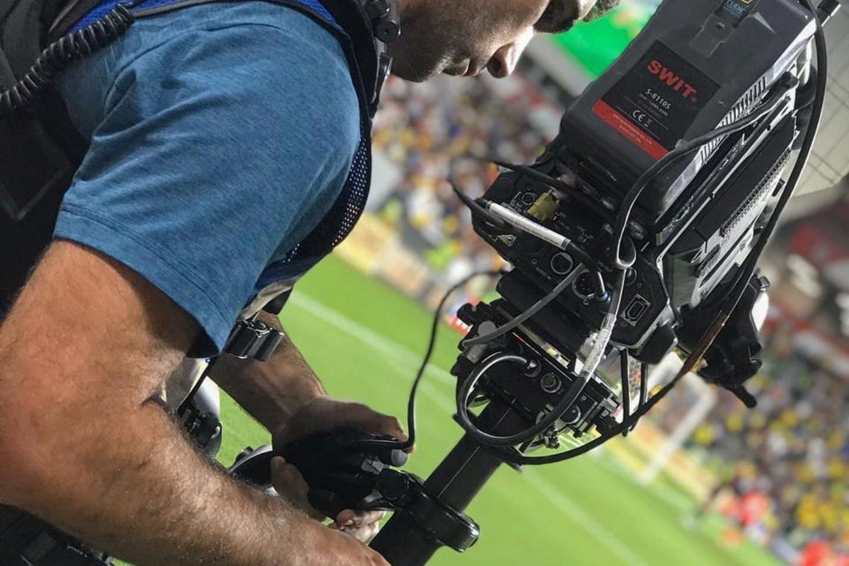 Steadicam Brazil vs South Korea