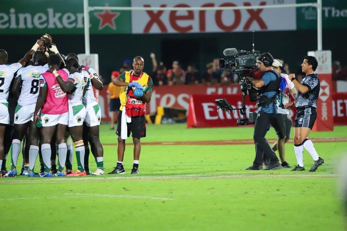 Steadicam Dubai Rugby 7s
