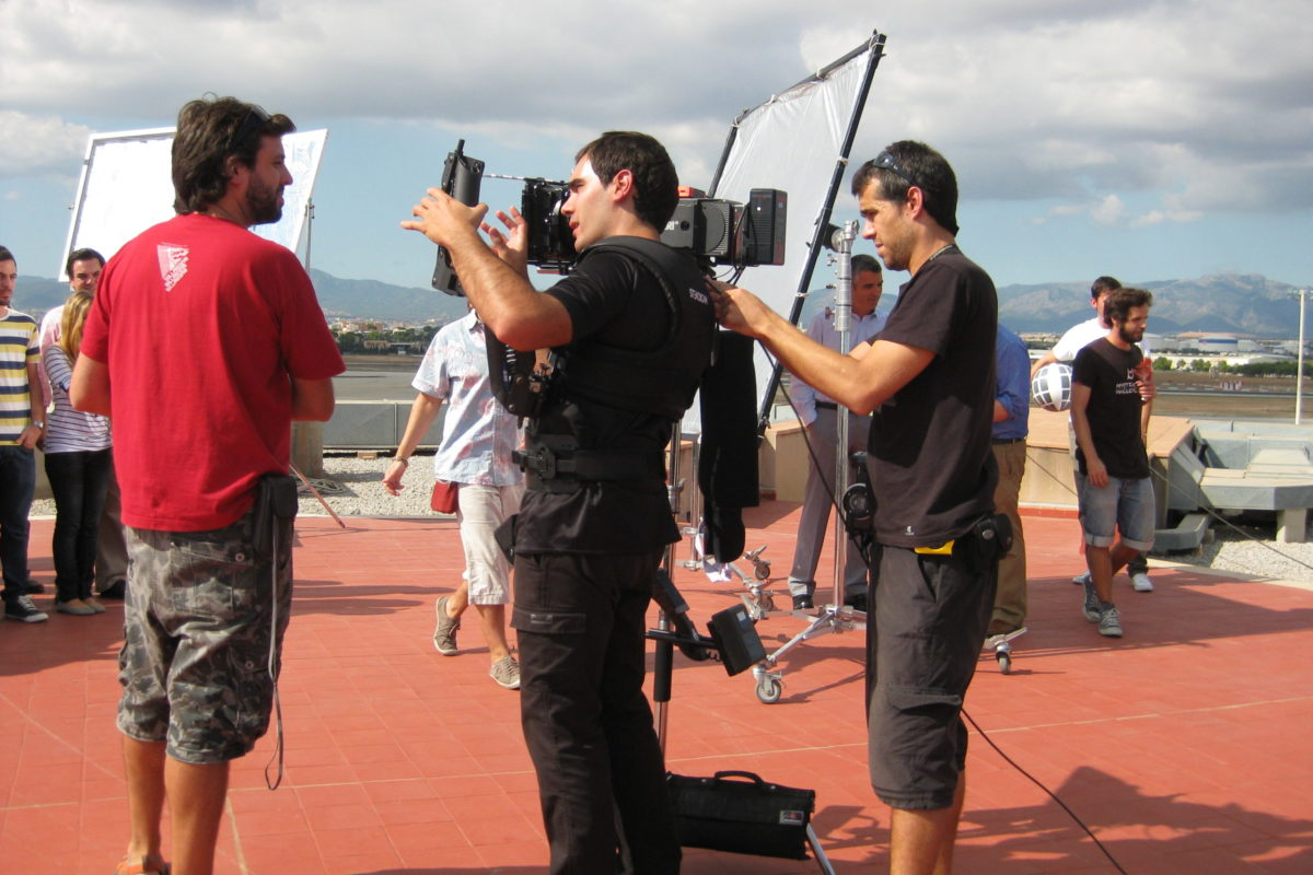 Steadicam TV Commercial TUI