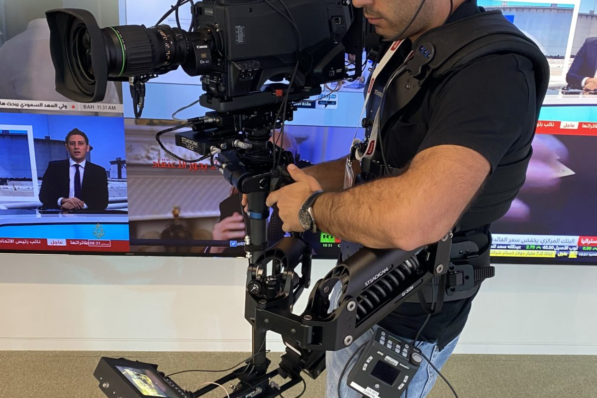 Steadicam TV Shows