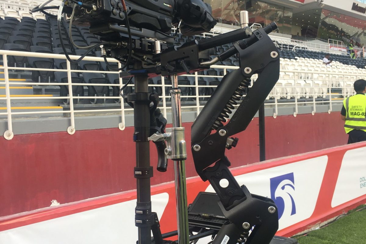 Steadicam UAE League