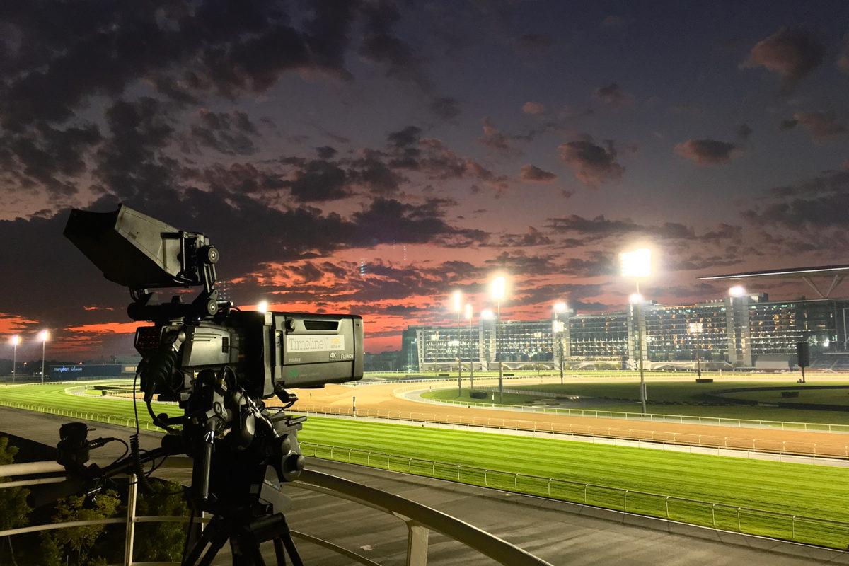 Camera Horse Races 2