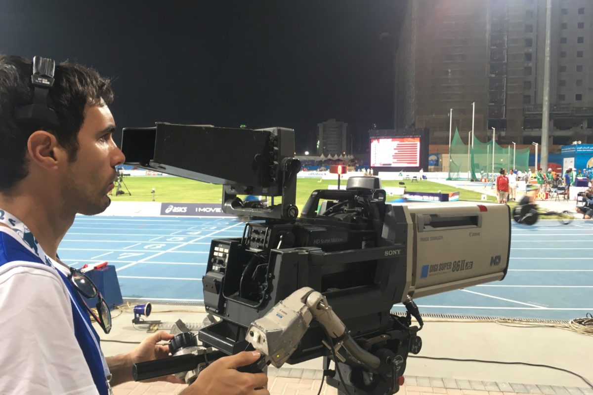 Camera ParaAthletics