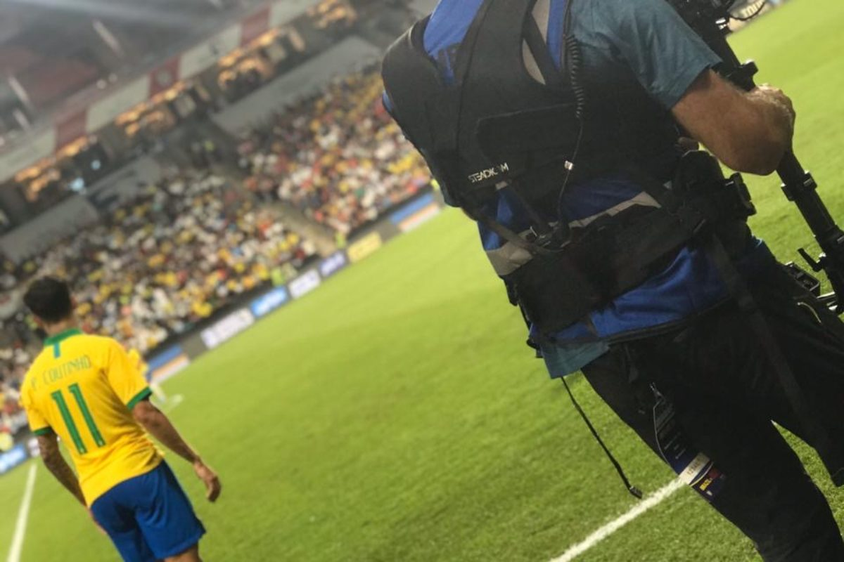 Steadicam Brazil vs. South Korea 2