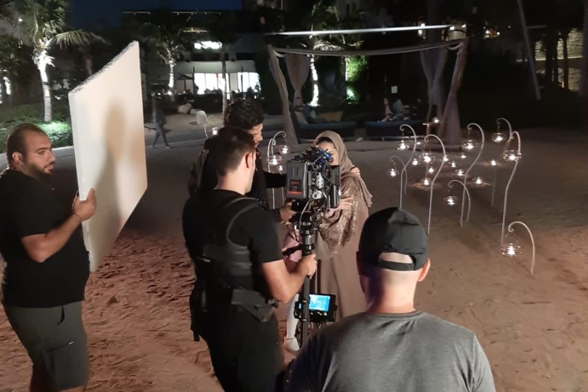 Steadicam TV Commercial DSF 2