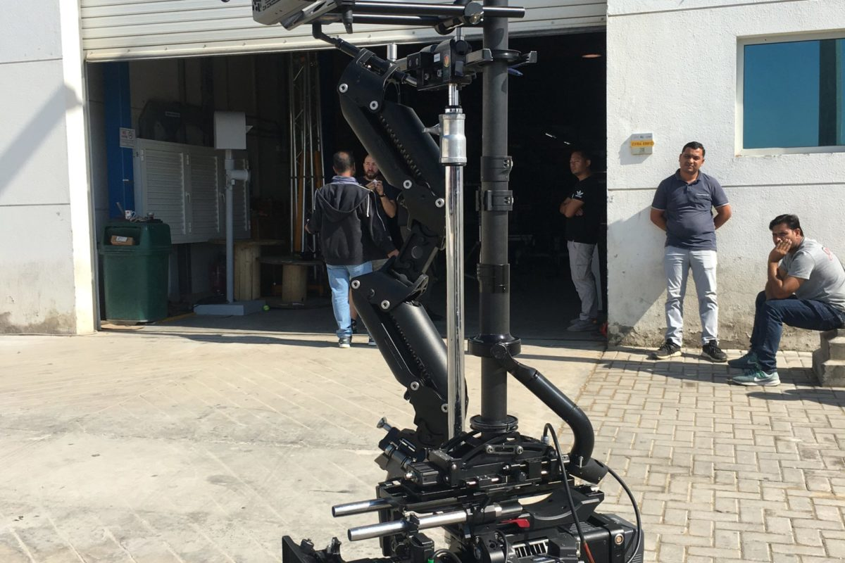 Steadicam TV Commercial