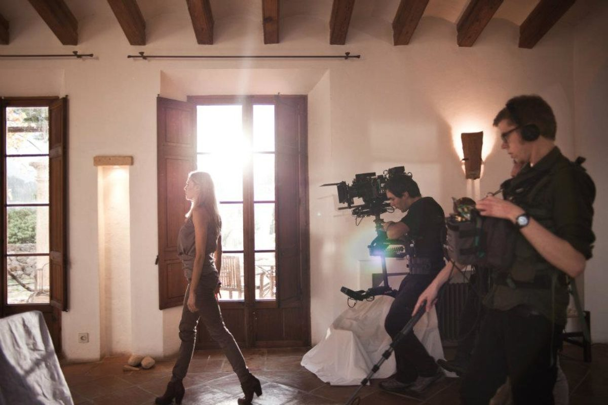 Steadicam Film The Stranger Inside
