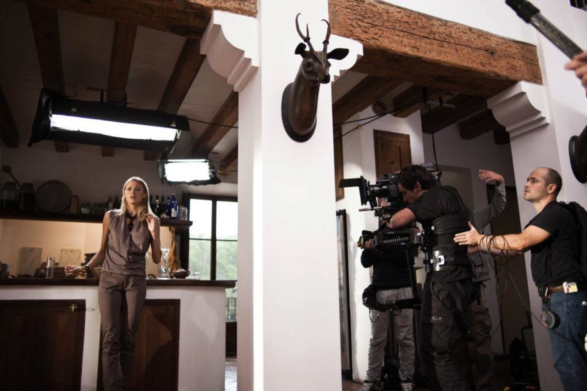 Steadicam Film The Stranger Inside 2