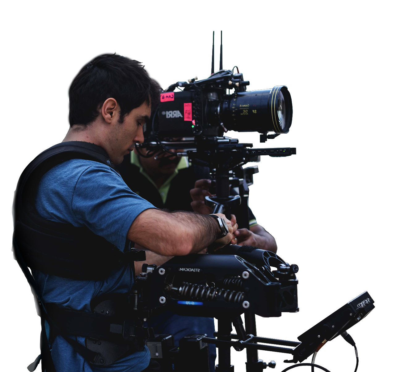 Steadicam Operator in Dubai